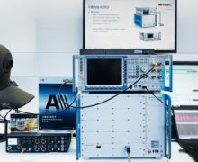 Test system for 5G VoNR voice service from R&S and Head Acoustics