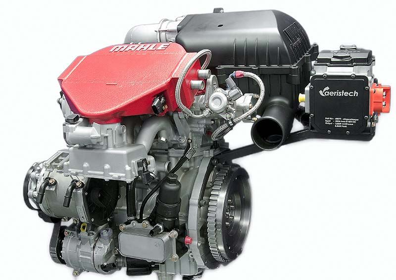 48V eSupercharger enabled MAHLE small engine to produce more than 300nm and 260hp