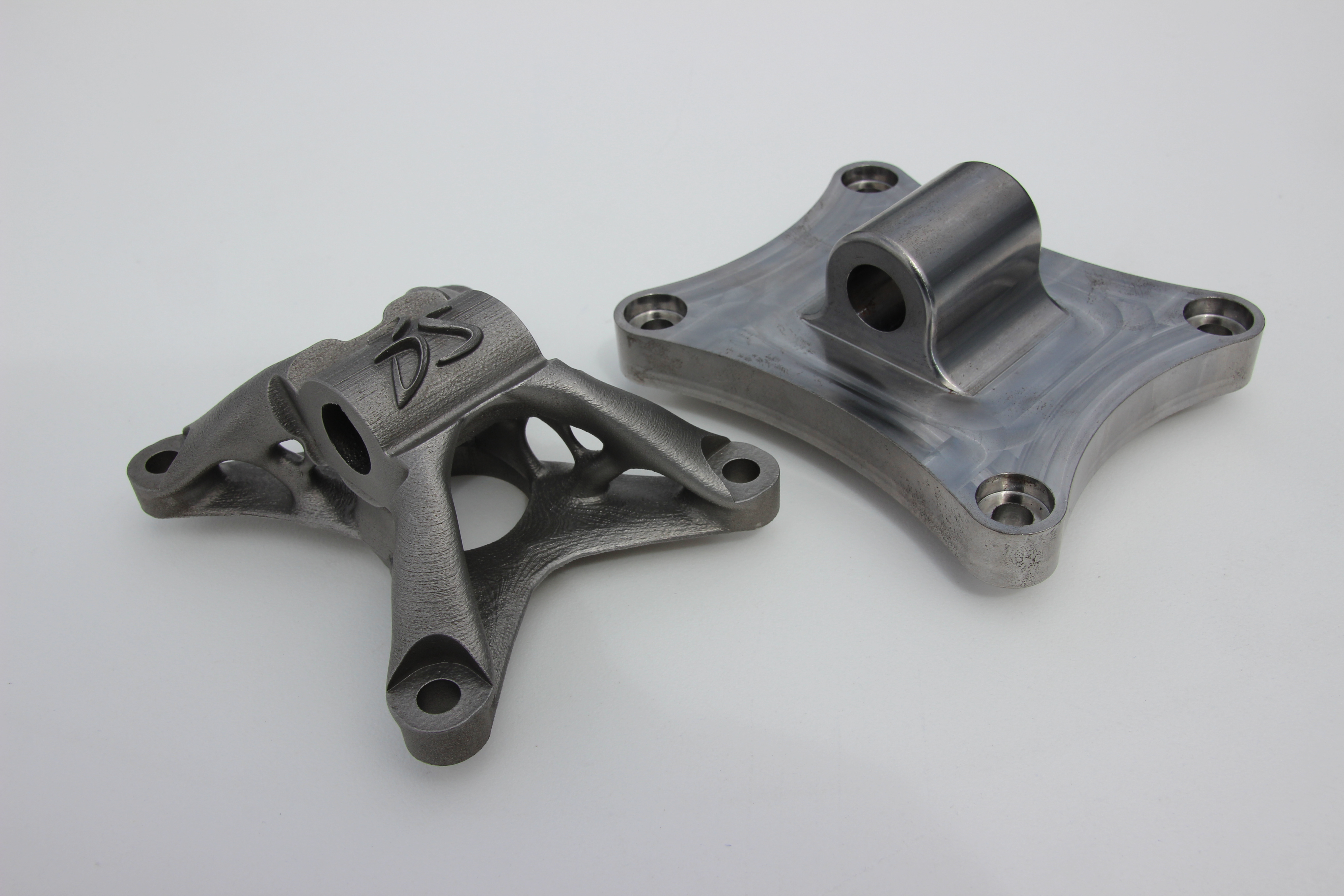 Additive manufacturing enables design without constraint