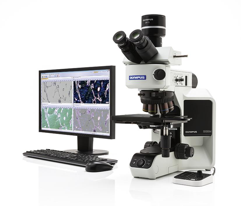 Advanced microscopy from Olympus