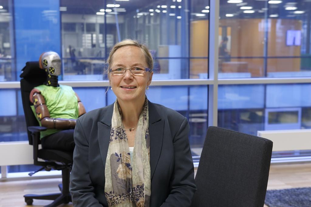 Associate Professor of Injury Prevention Astrid Linder