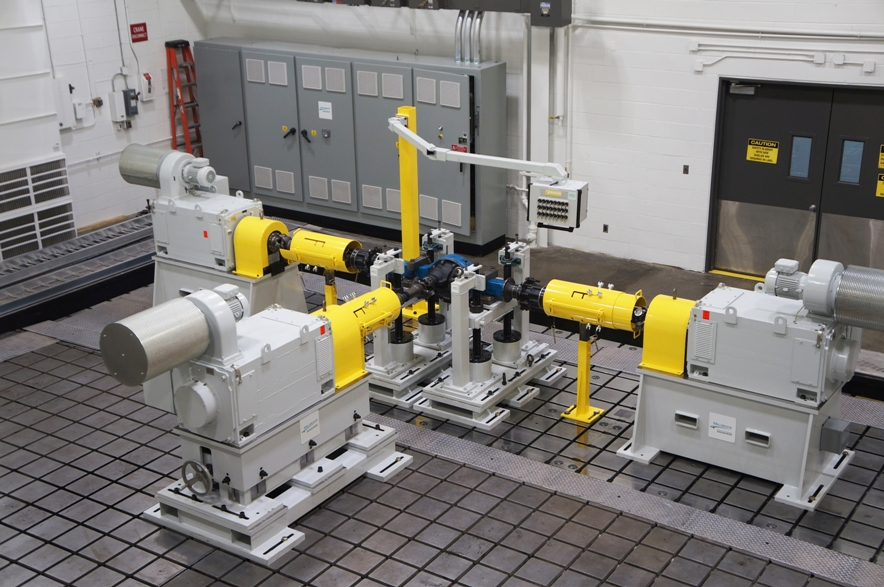 Automotive driveline and component test bed at Millbrook Revolutionary Engineering