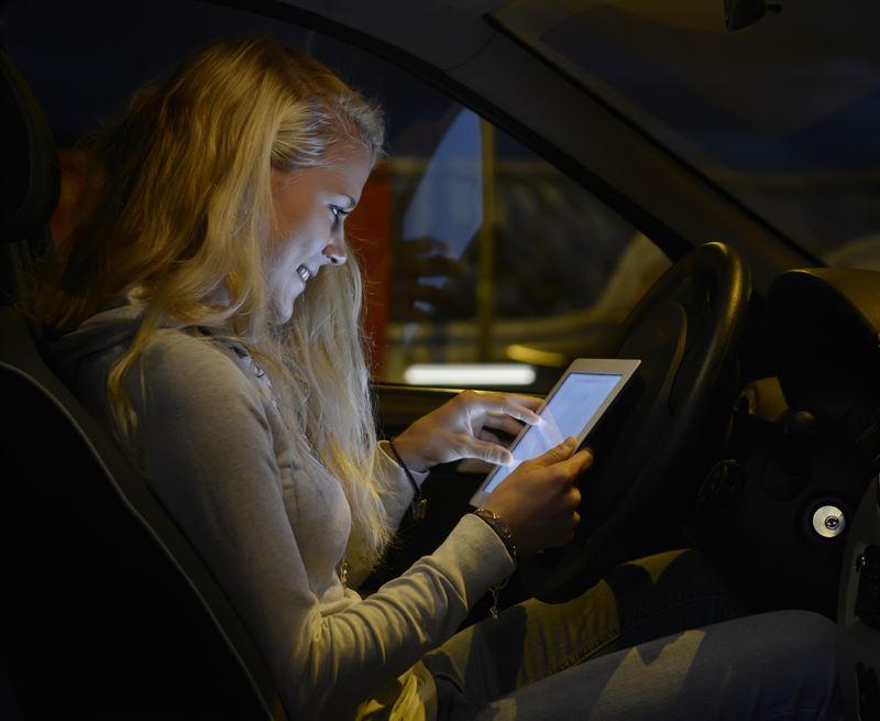 Autonomous cars could induce motion sickness
