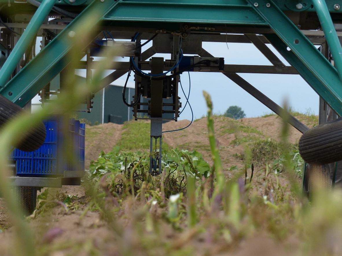 Autonomous machinery in agriculture