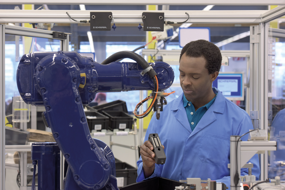 Collaborative robots in manufacturing