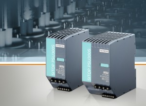 Compact rugged three-phase power supplies