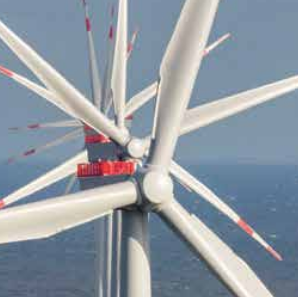 Composite materials important for the energy generation industry
