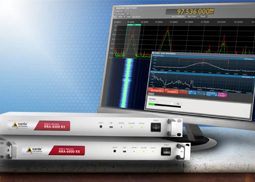 Decoding software for RF analysers