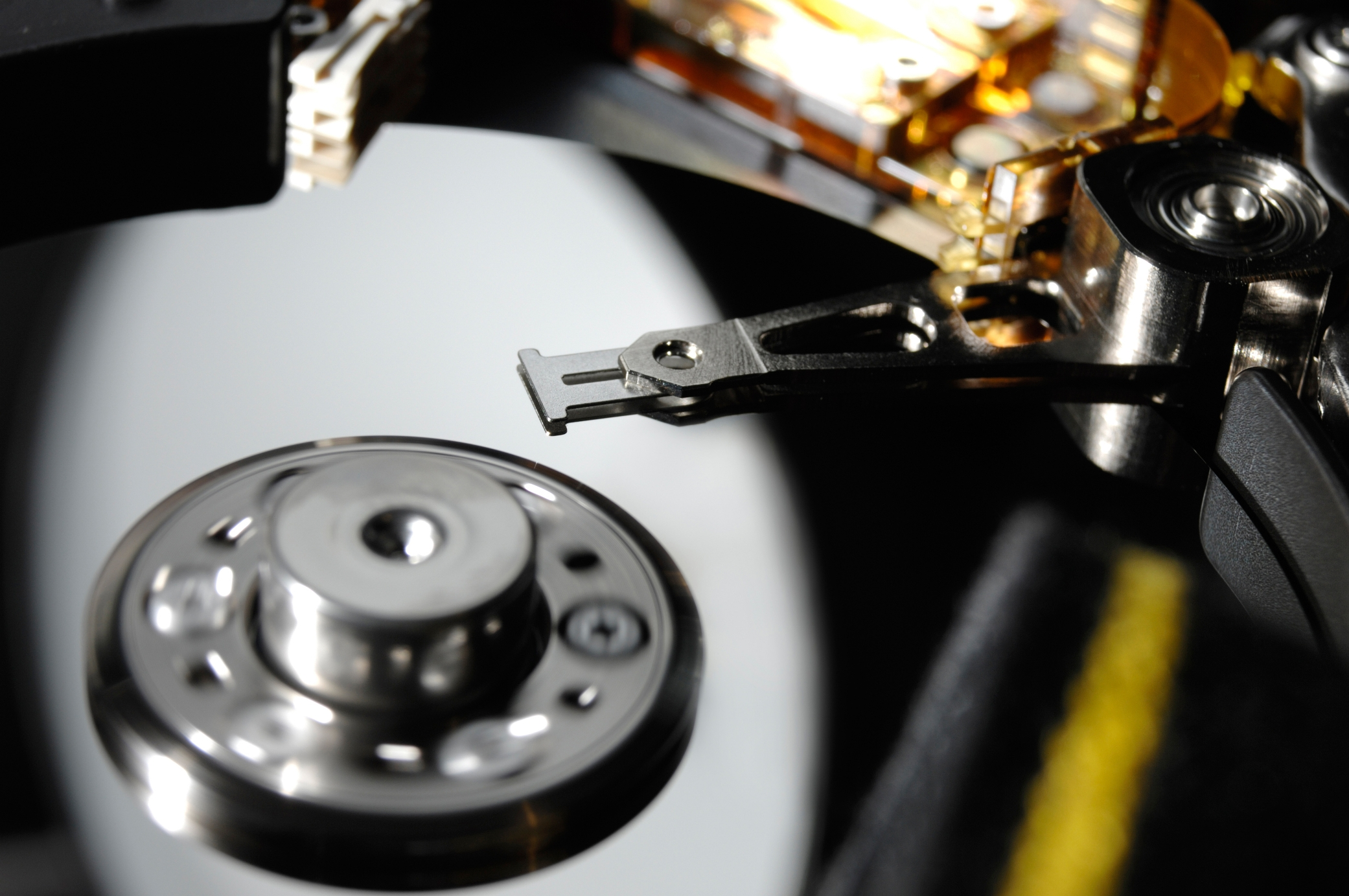 Disk drive manufacturing