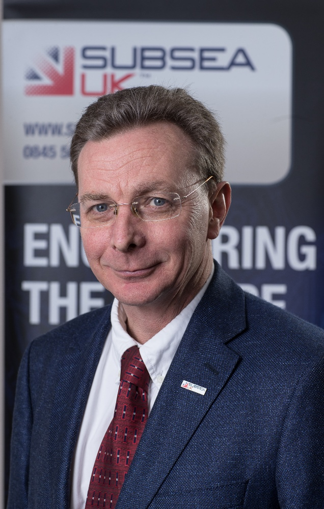 Dr Gordon Drummond, project director of NSRI