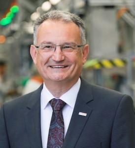 Dr Werner Struth of Bosch