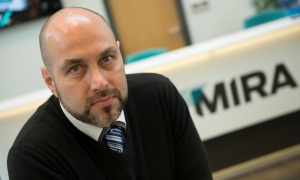EMC Chief Engineer Anthony Martin