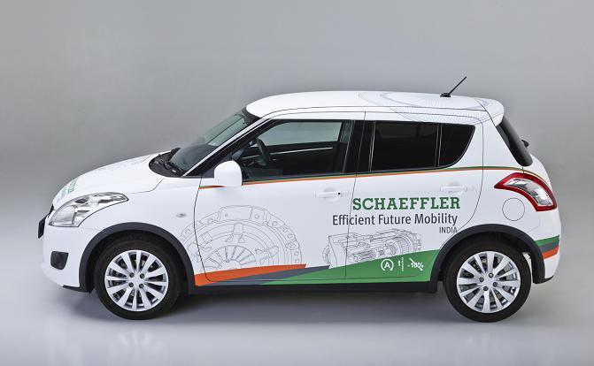 Efficient Future Mobility