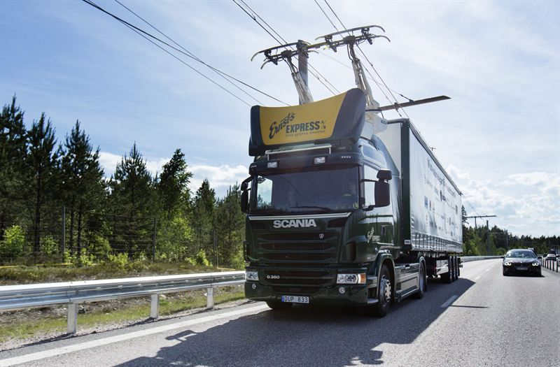 Electric road project kicks off in Europe