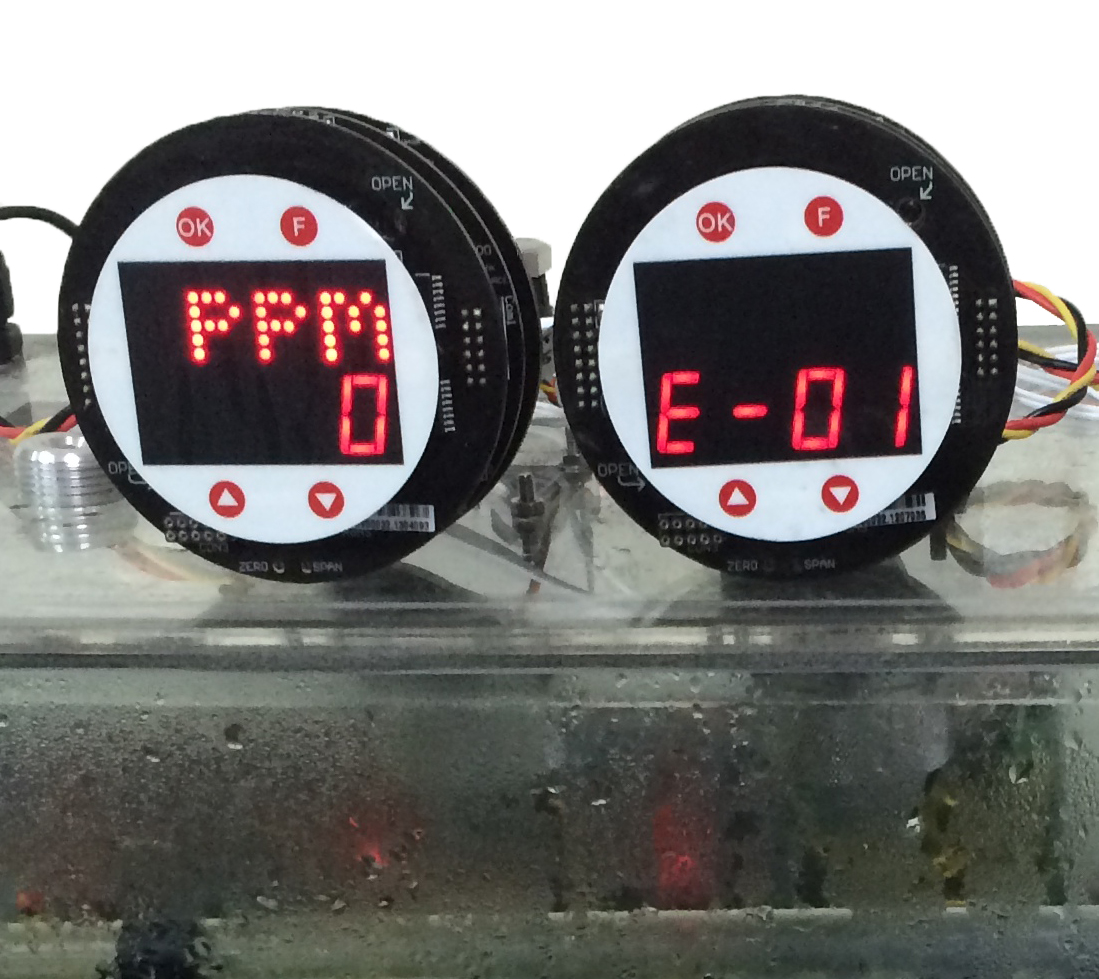 Falco fixed PID for VOC monitoring
