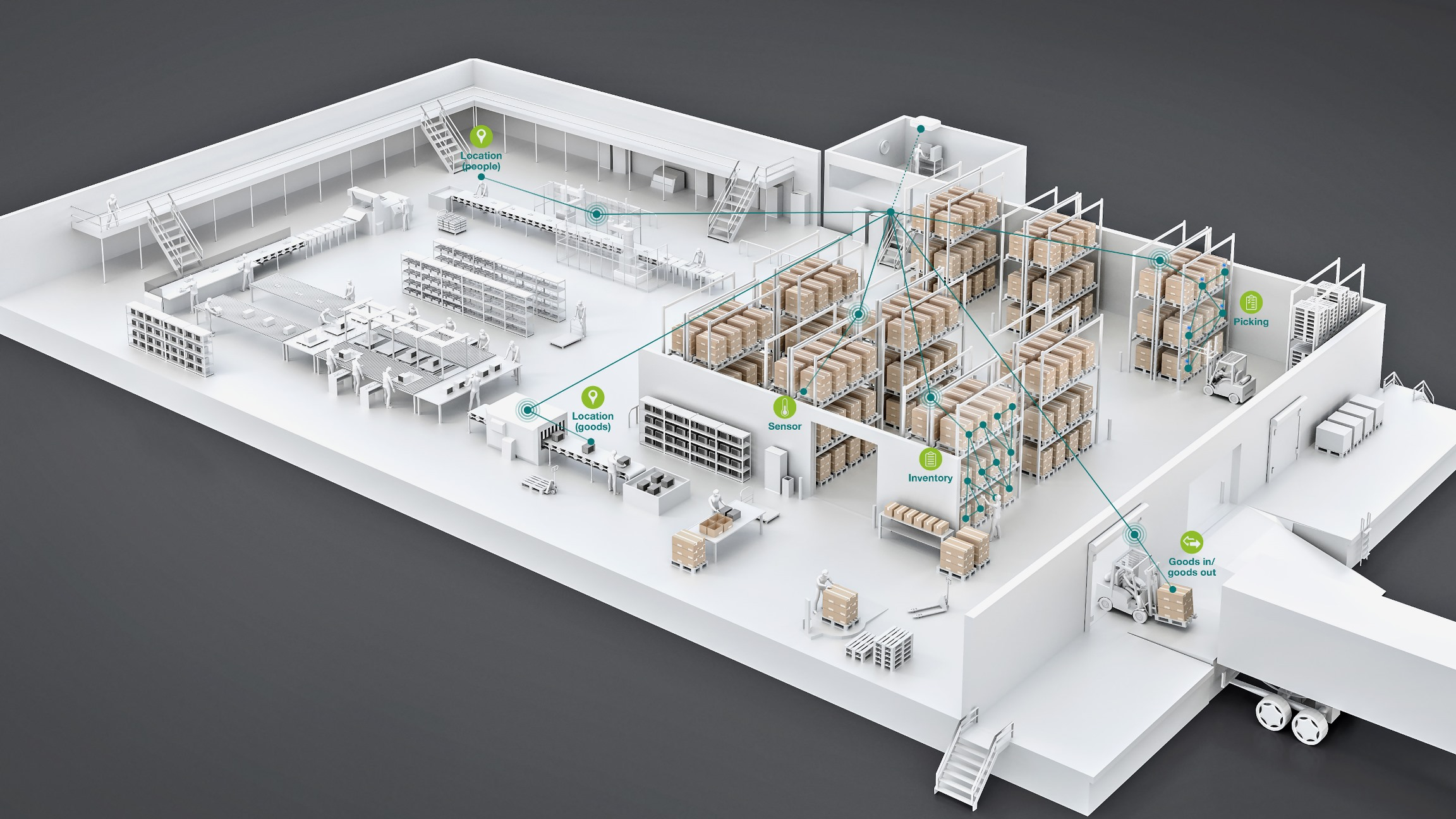 Flexible connectivity drives high availability and low cost for IoT communications
