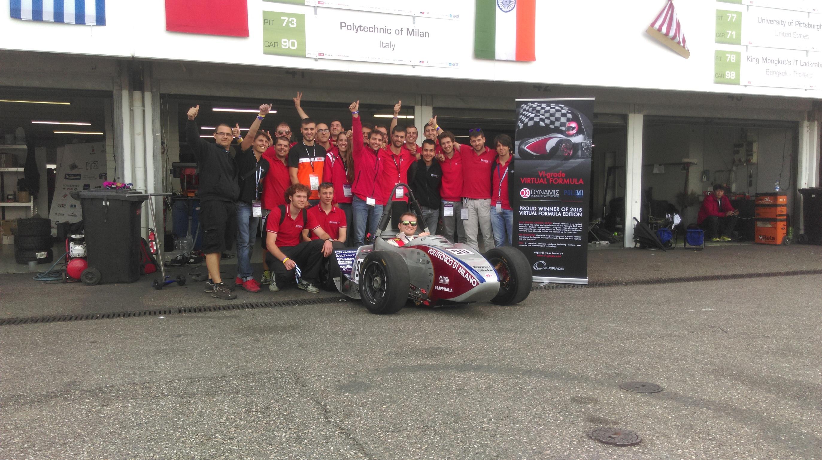 Formula Student racing team