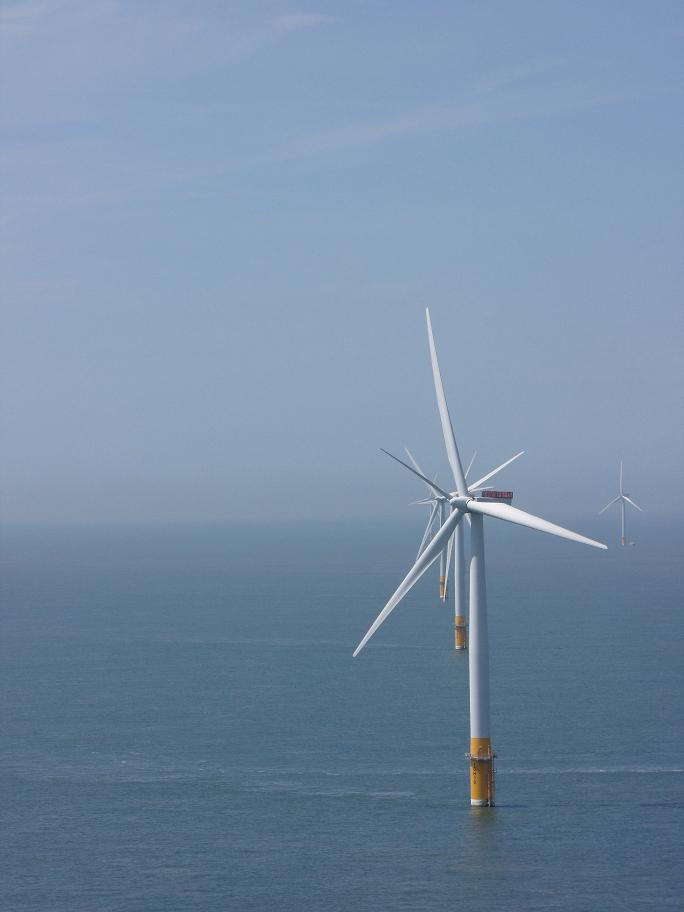 Gabbard offshore wind farm