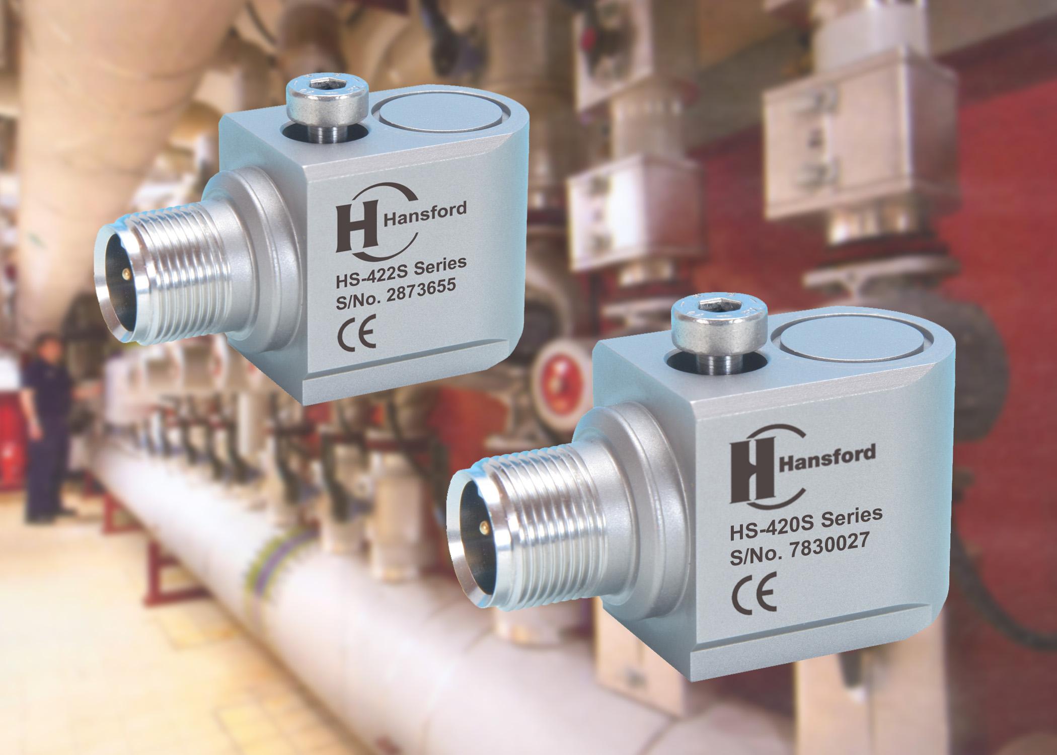 HS-173R tri-axial vibration sensor