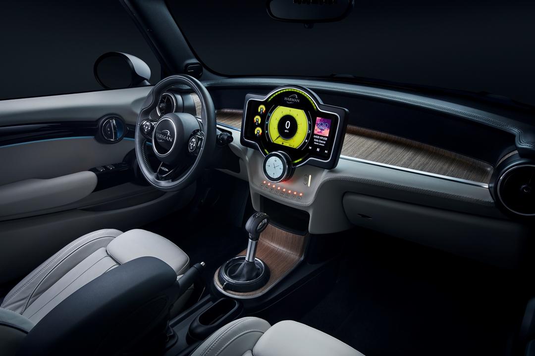 Harman digital cockpit platform for connected vehicles