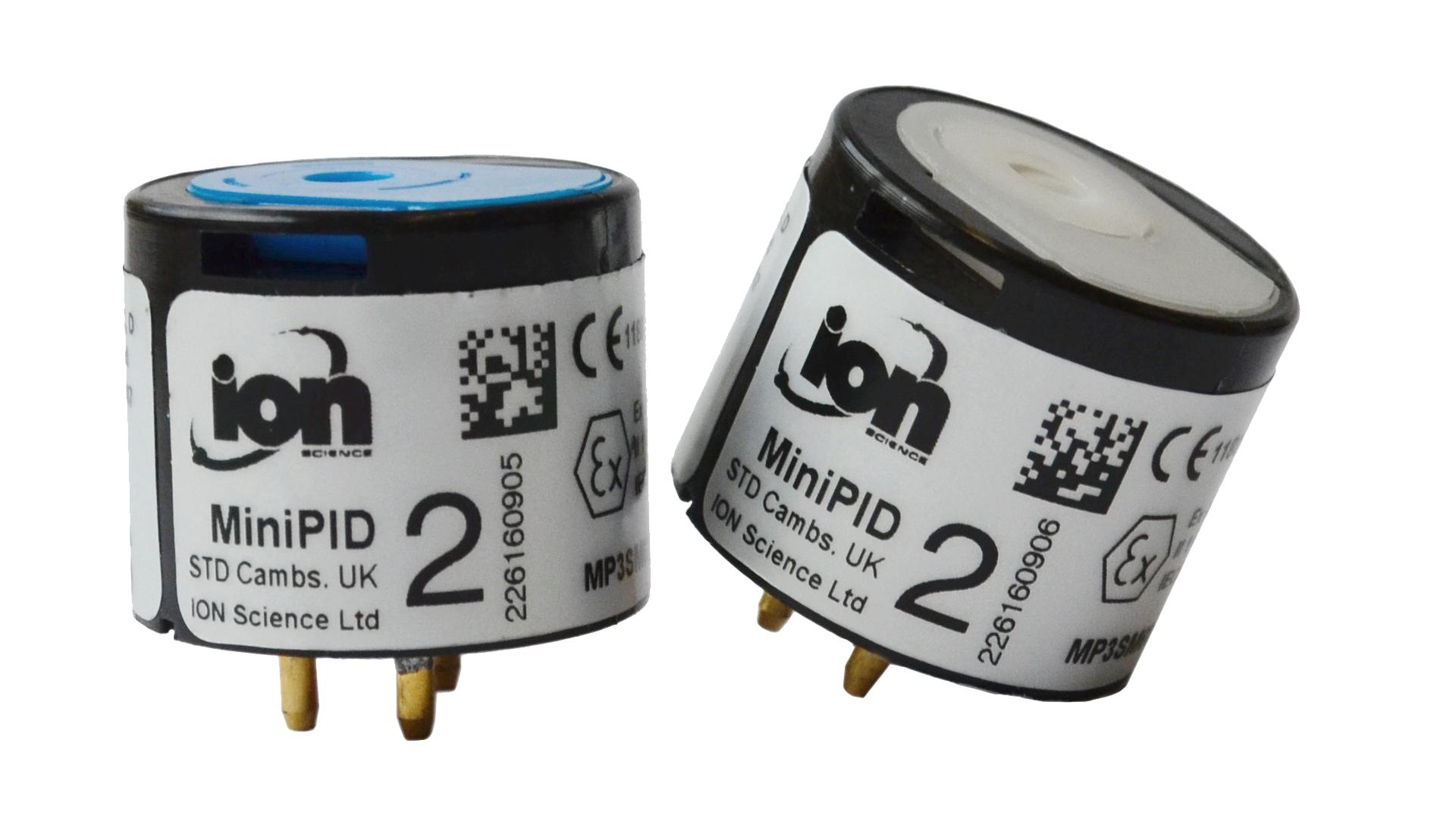 Ion Science MiniPID 2 sensor