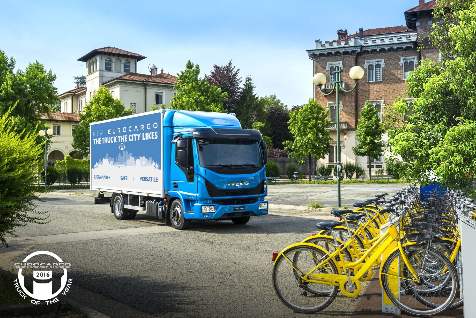 Iveco Eurocargo truck of the year
