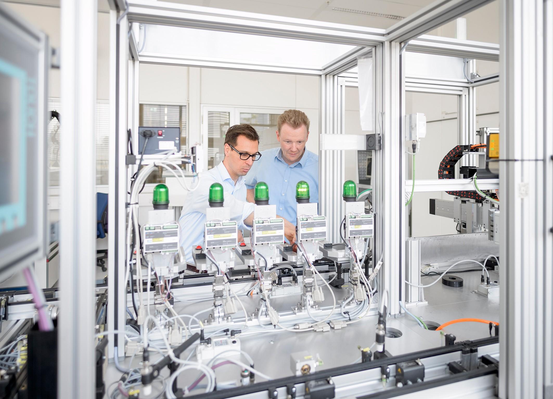 Machine sensors will generate vast quantities of data