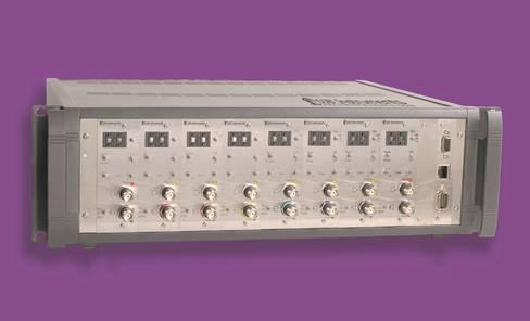 Modular low and high pass filter
