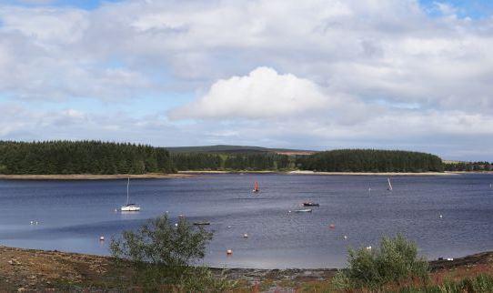Pant y Maen WF - Llyn Brenig Picnic Area
