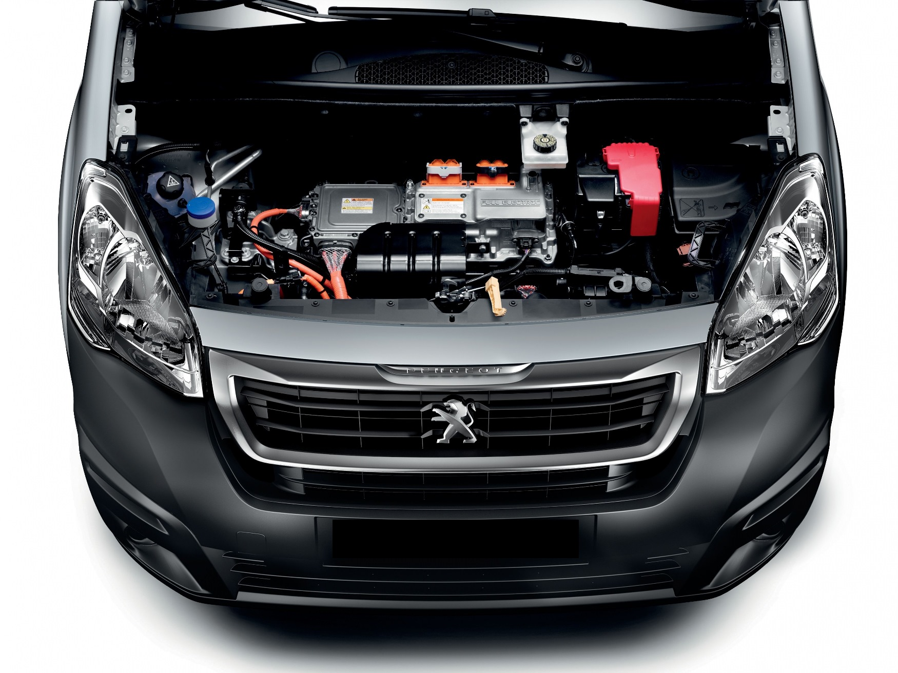 Postal workers to use Peugeot electric vans