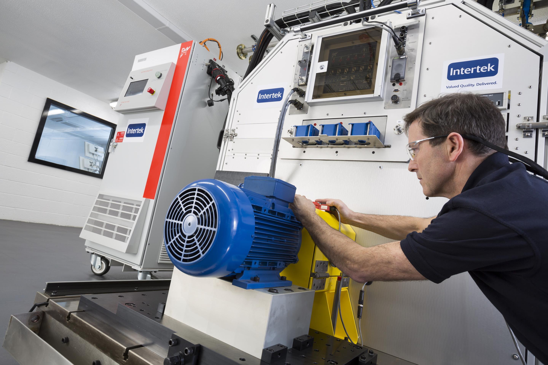 Power certification testing on eMotors