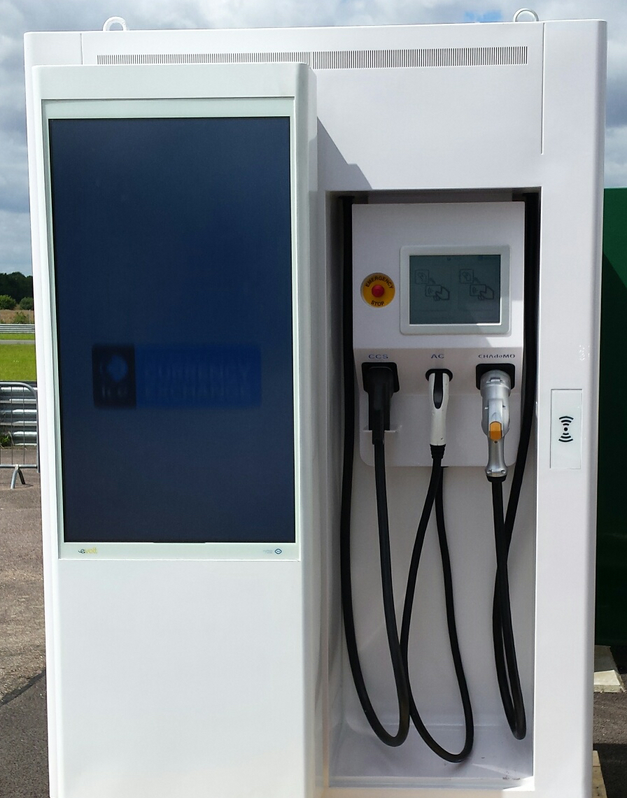 Rapid charging units for Dundee