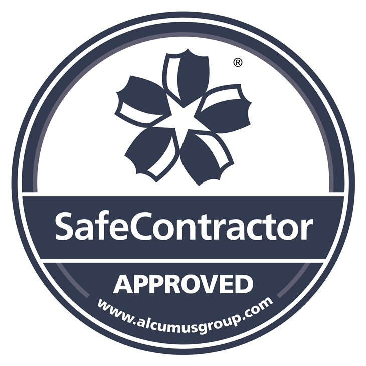 Safe contractor accreditation for Connect 2 Cleanrooms