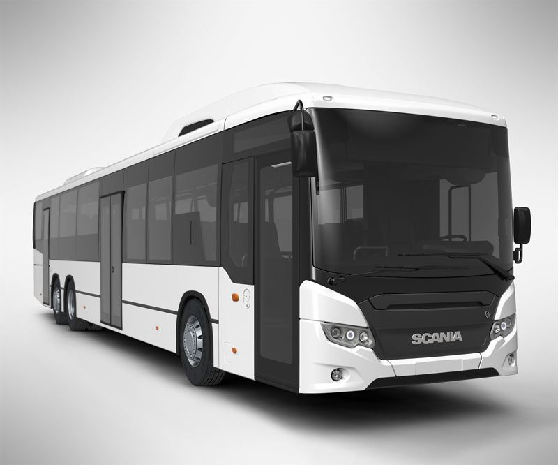 Scania Citywide LE Suburban hybrid bus