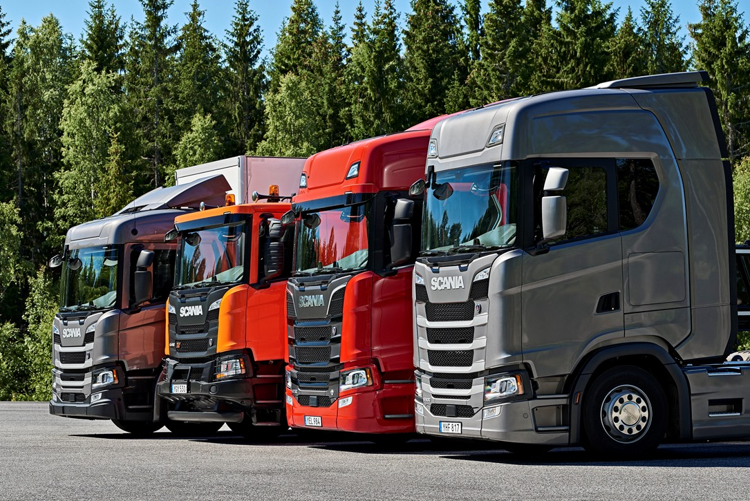 Scania design to be based on 3DExperience platform