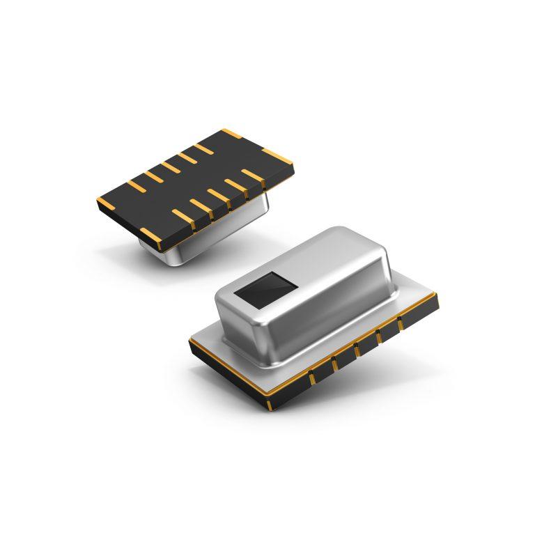 Second generation Grid-EYE infrared sensors