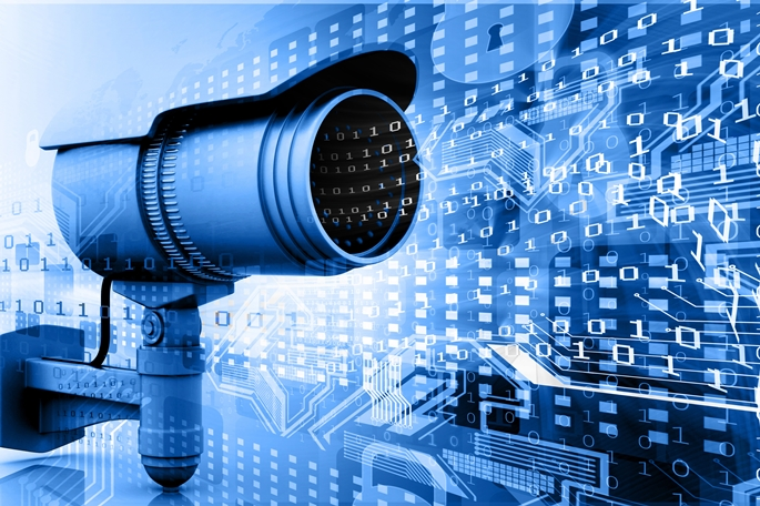 Security cameras running on embedded Linux systems send large volumes of information across the network