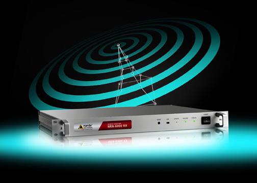 Spectrum monitoring RF analyser