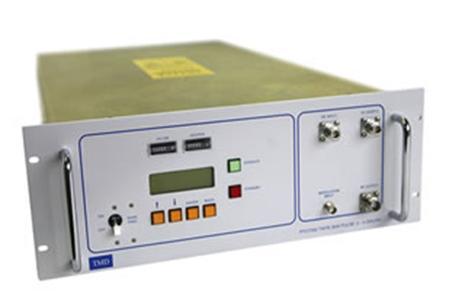 TMD rack mounted amplifier