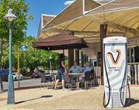 The Veefi-RT 50kW fast charger for electric vehicles