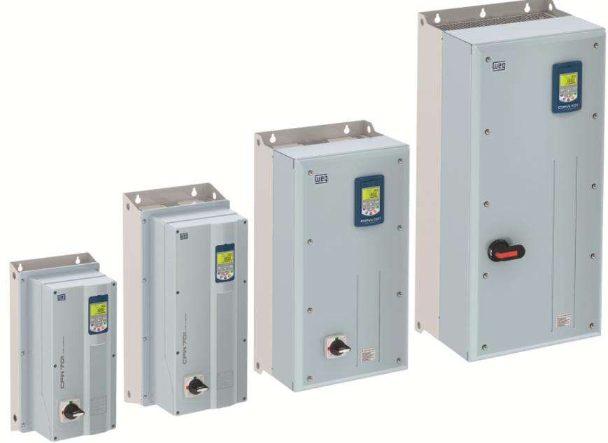 Variable speed drive enclosures for HVAC applications