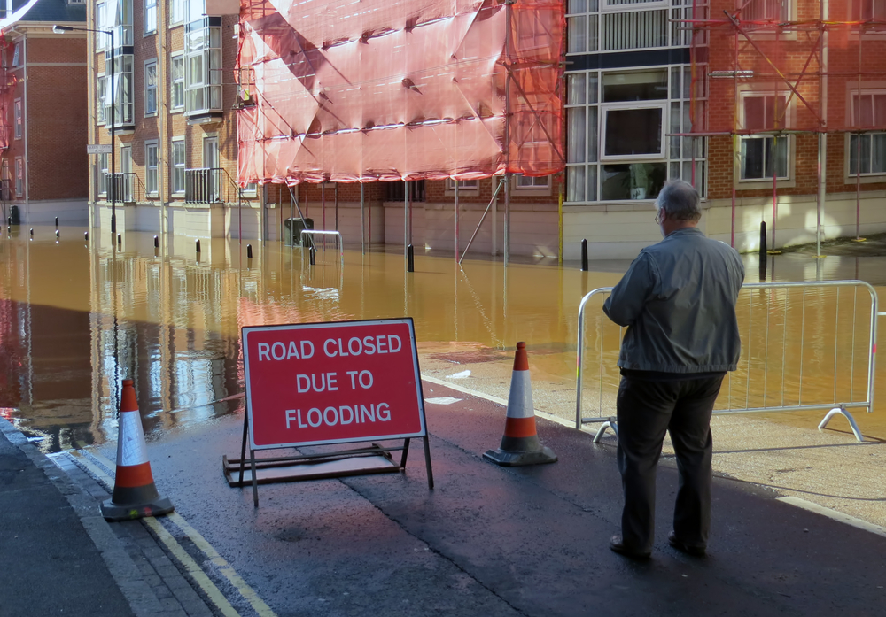 Waterscan system can help with flood resilience