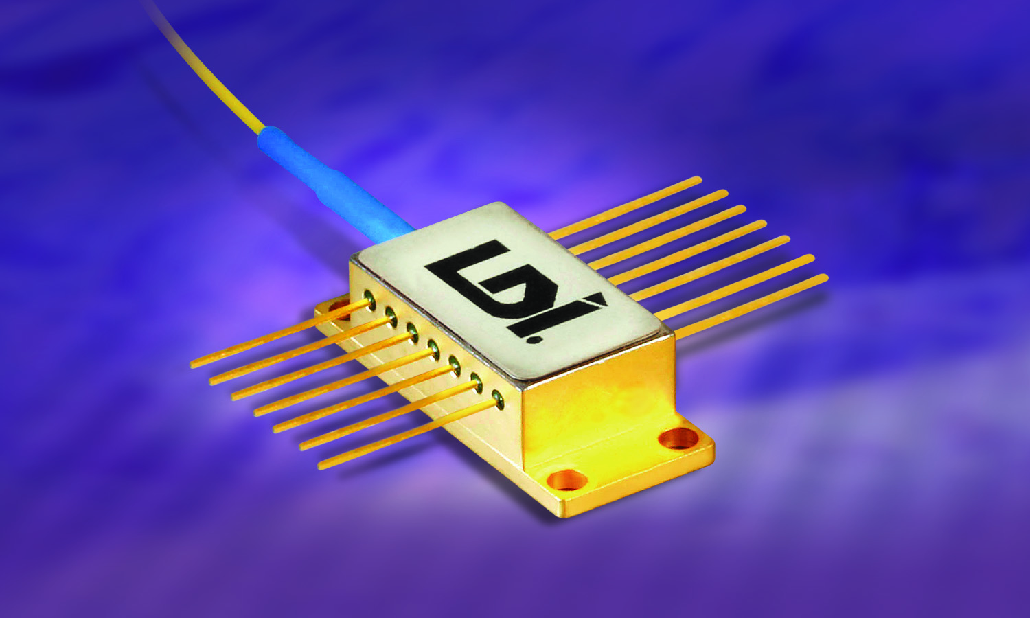 Pulsed laser diode module for optical testing