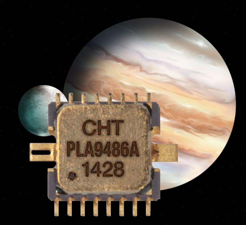 High temperature 80V quad diode