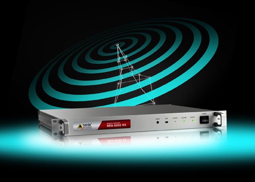 Rack mount RF analysers for spectrum monitoring