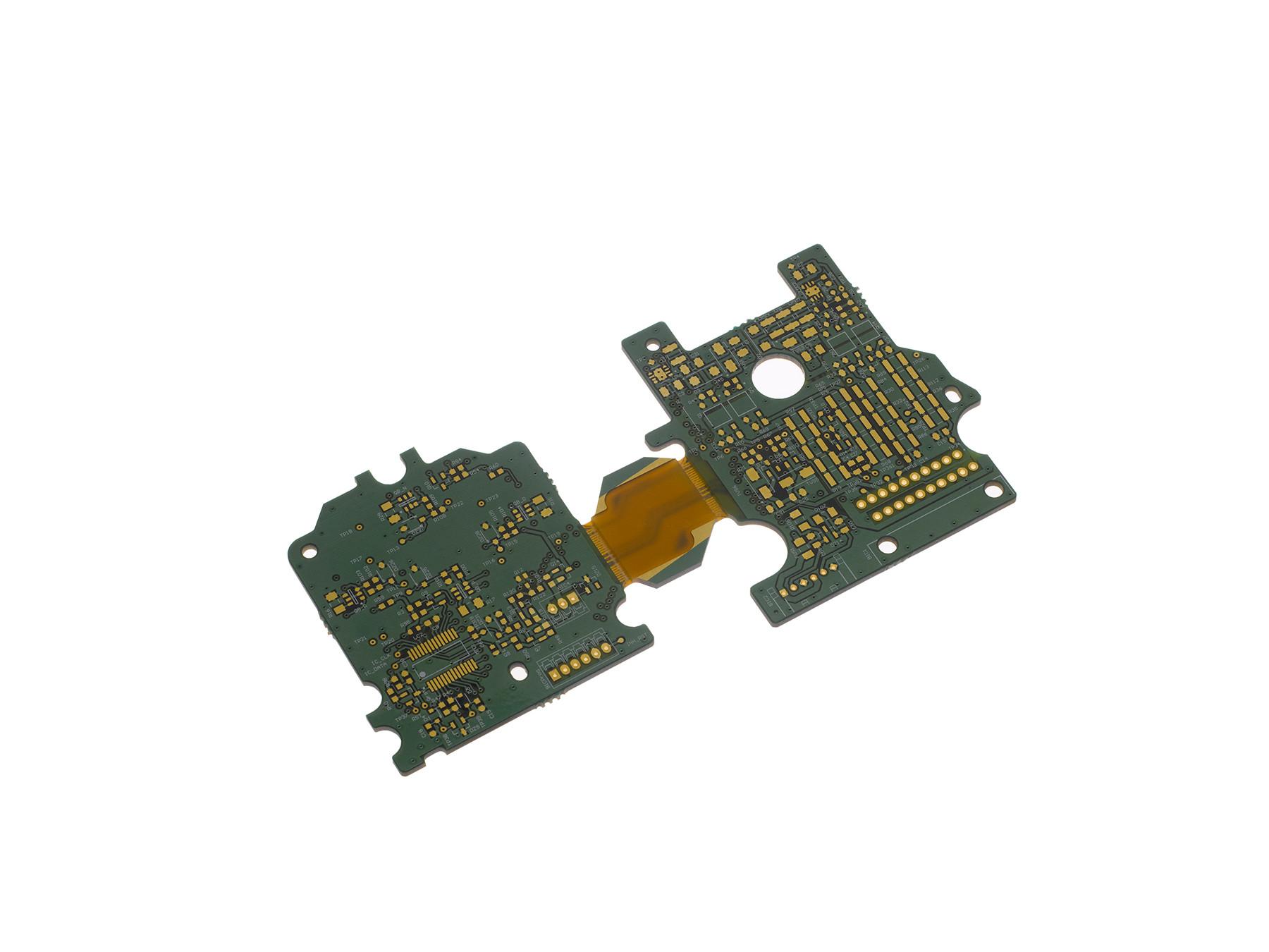 Rigid Flex Circuitry Streamlines Power Distribution Wwwelectronicscircuitstk And Signal