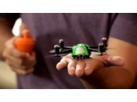 A great future for electric quadcopters